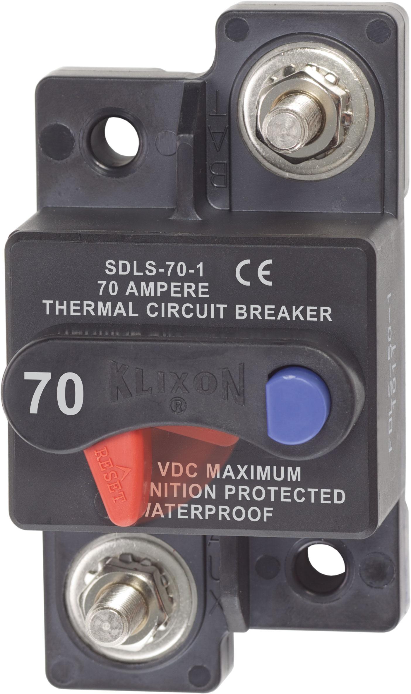 Klixon Circuit Breaker