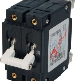 c series white toggle circuit breaker double pole 30 amp [ 894 x 1148 Pixel ]