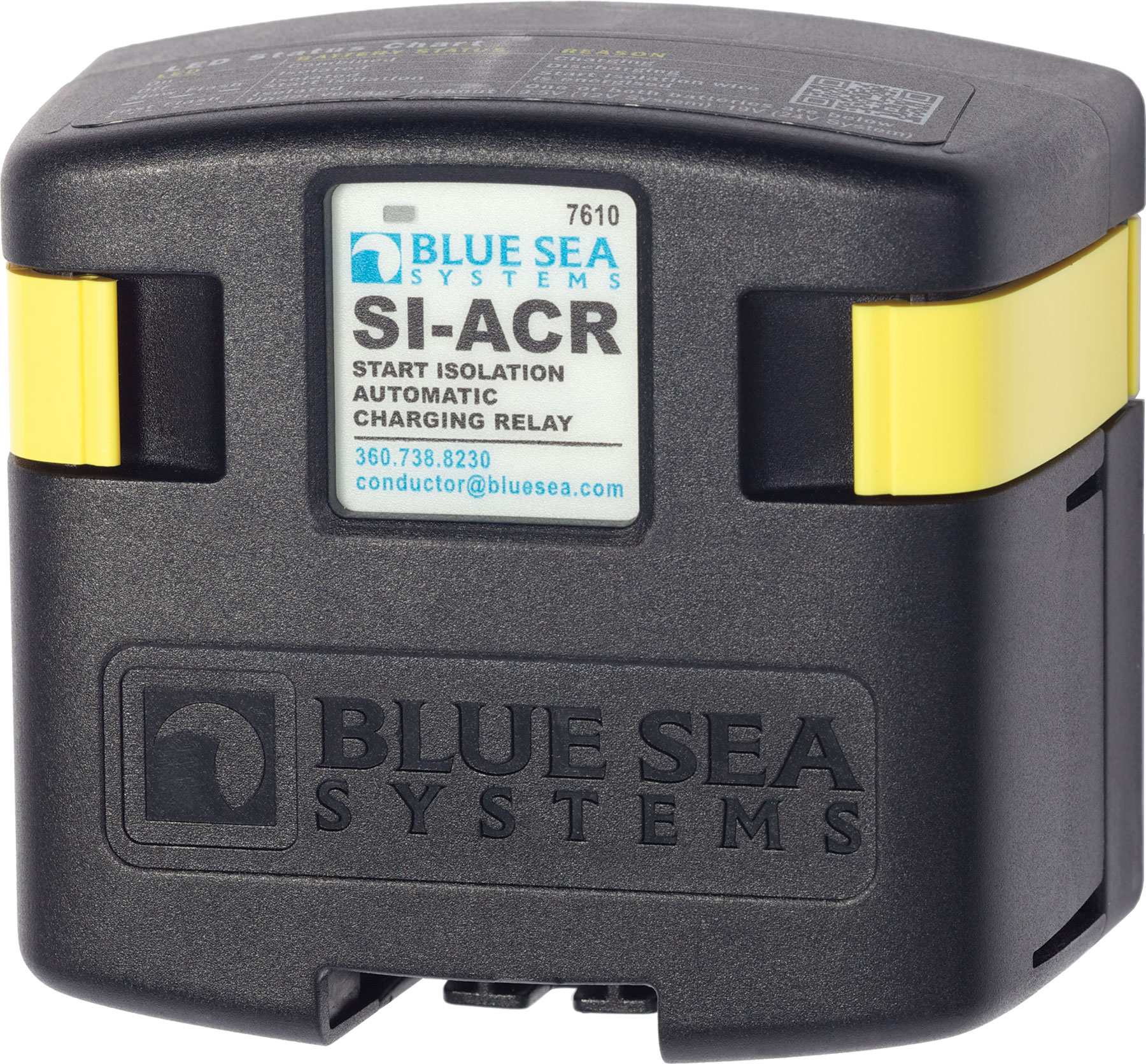 blue sea mini add a battery wiring diagram bcm 50 si acr automatic charging relay 12 24v dc 120a systems product image