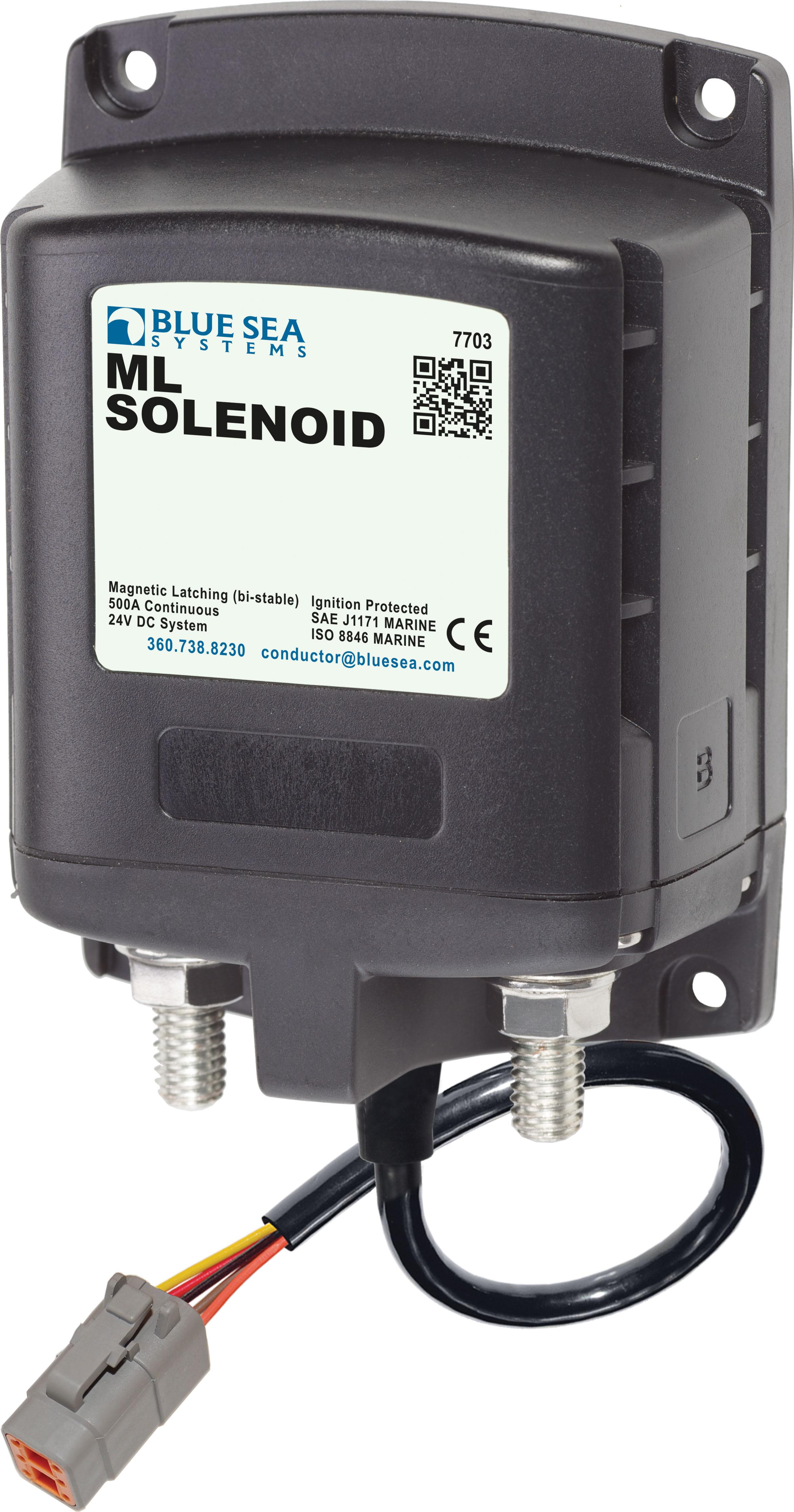Ml Solenoid Switch 24v Bulk