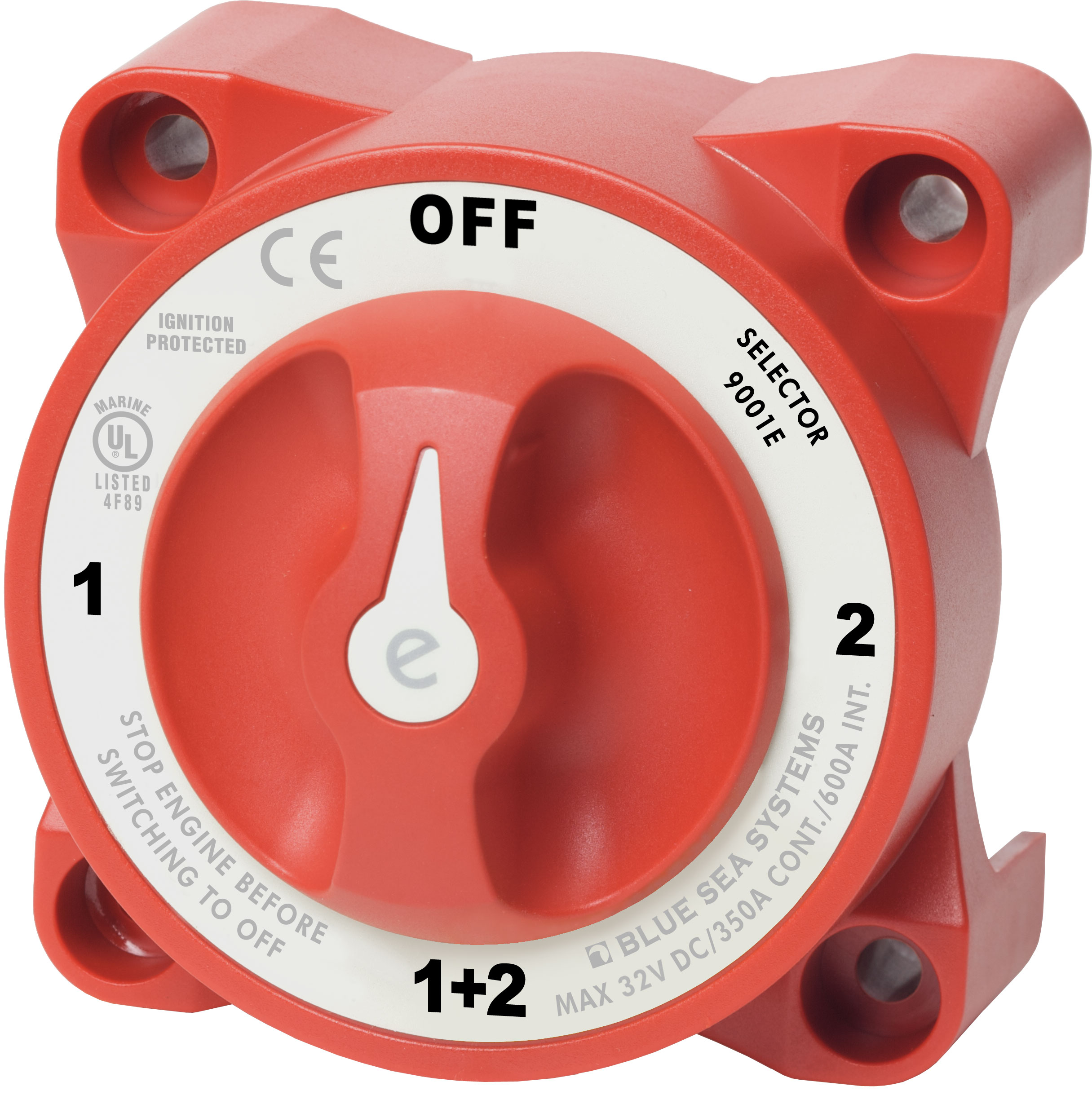 marine battery selector switch wiring diagram lawn sprinkler valve e-series - blue sea systems