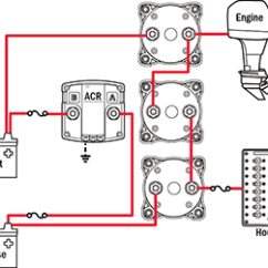 Blue Sea Add A Battery Wiring Diagram Schneider Motorised Mccb Management Schematics For Typical Applications Can Isolate Failed