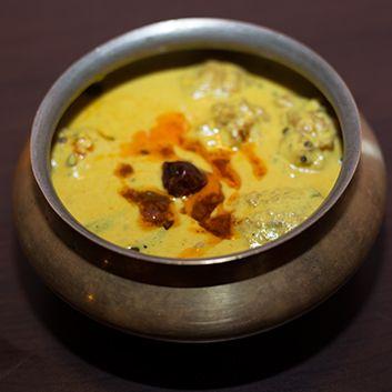 Punjabi Kadi Pakora