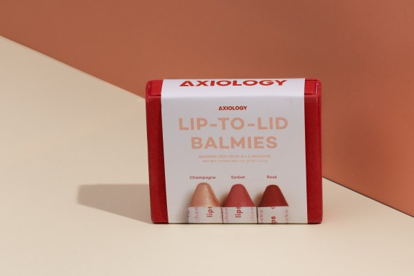 Axiology vegan balmies cotton candy skies lipstick dental hygienists abroad