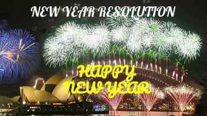 Read more about the article नए साल 2021 के 32 संकल्प New Year Resolution Idea