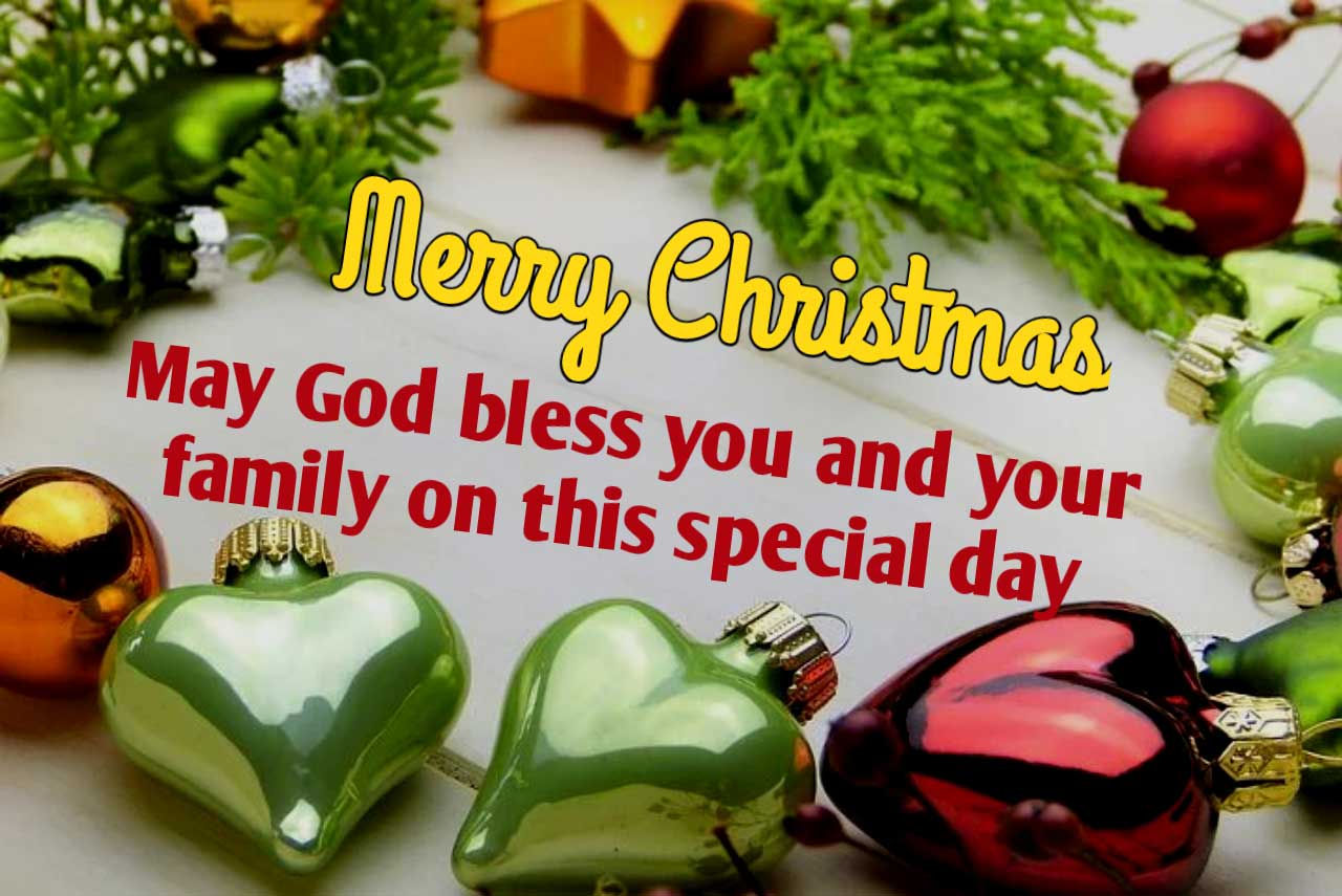 Read more about the article Top Merry Christmas Wishes HD Images 2019