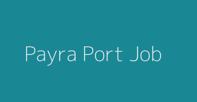 Payra Port Job 2019