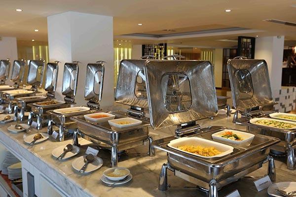 Dhaka Regency Hotel Amp Resort Dining Grandiose