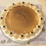 Coffee Cream Cake (WCK129)