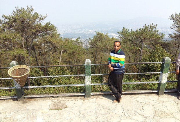 DTC President Mostafizur Rahman on Shillong peak