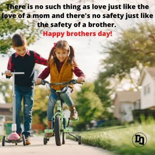 Brothers Day 2020 Quotes