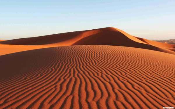 deserts landscapes natural amazing
