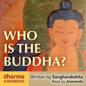Who is Buddha (Large)