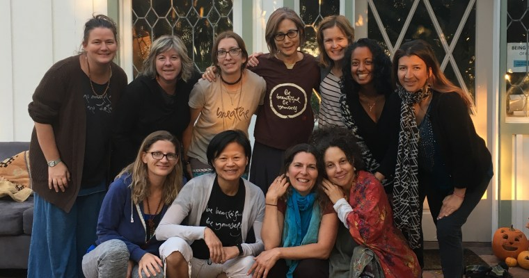 Dharma Mamas Retreat 2016