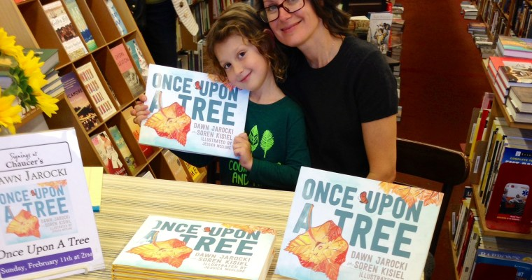 Interview with Dawn Jarocki, Co-Author of Once Upon A Tree