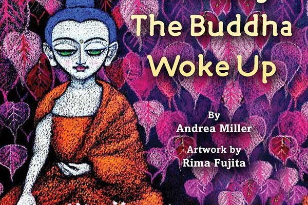An interview with Andrea Miller: Author, Lion's Roar deputy editor, and mindful mother of two