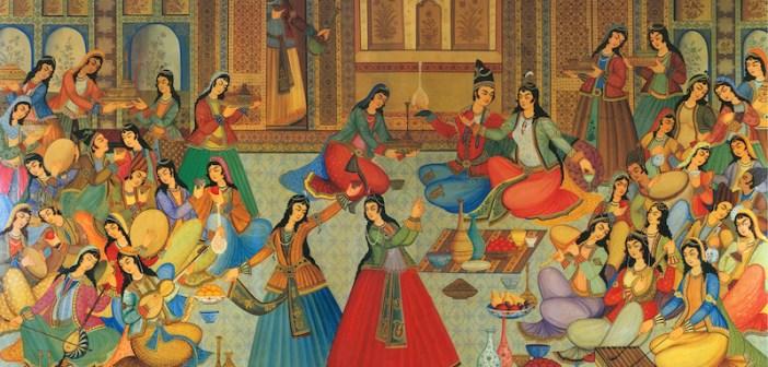 Vedic Influence in Iraq and Iran