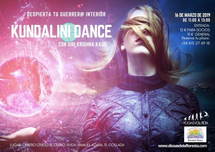 Kundalini Dance el 16 de marzo