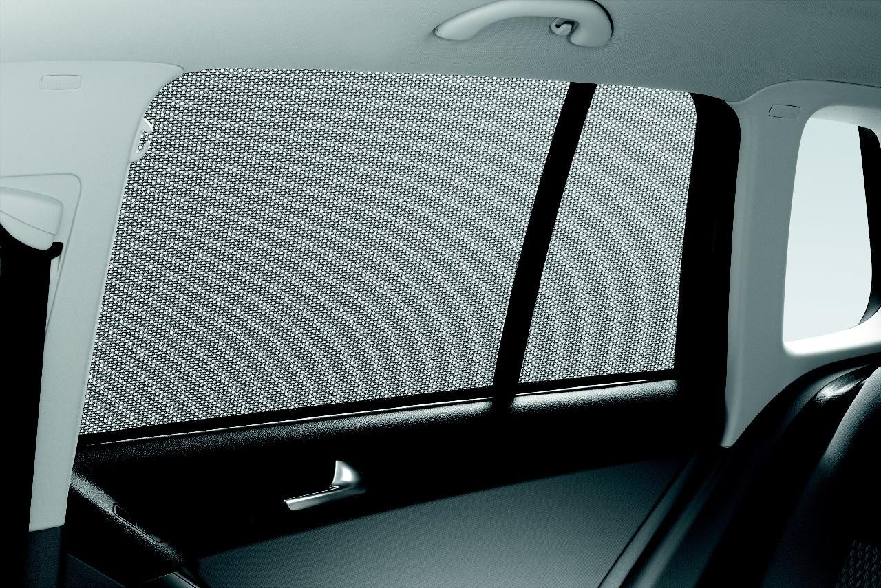 Parasoles traseros Tiguan  Accesorios Volkswagen Tiguan