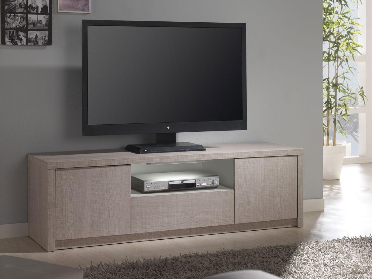 Mesa para la TV con almacenaje diferentes colores a elegir