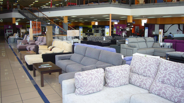 tiendas sofas madrid sur sofa legs with brass casters tienda de muebles en fuenlabrada gran expositor y