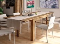 Mesas de comedor modernas  Salones  Muebles La Fbrica