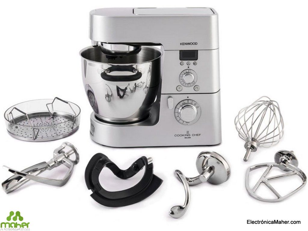Robot De Cocina Kenwood Cooking Chef Robot De Cocina Kenwood Cooking Chef Km096