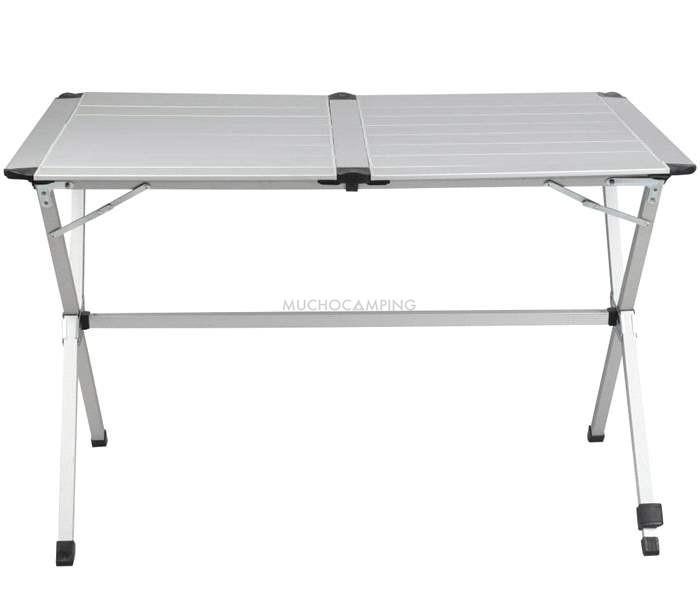 Mesa plegable Aluminio GP4  Accesorios Camping  Muchocamping