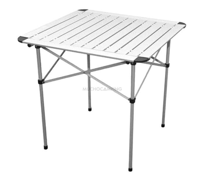 Mesa plegable Aluminio GP2  Accesorios Camping  Muchocamping