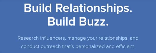 BuzzStream website.