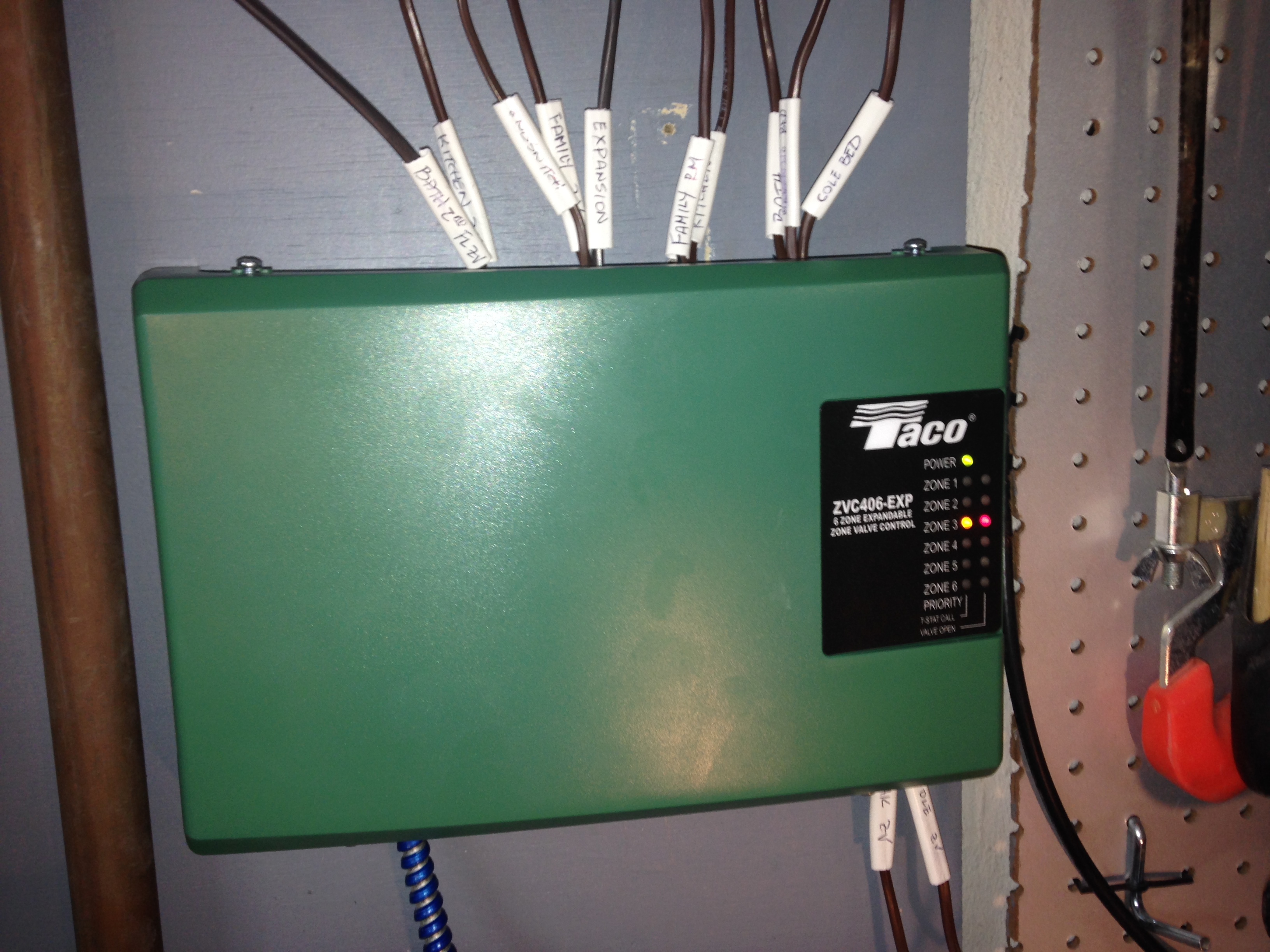 taco sentry zone valve wiring diagram rf transmitter and receiver block ask dave from the flopro team
