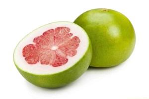 Red-Pomelo fruit