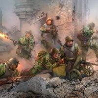 WWII Soviet Assault Engineers