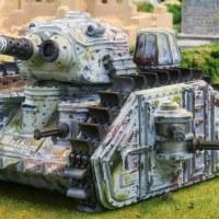 Bauhaus GBT-49 Grizzly Tank