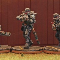 "Warzone Resurrection: Imperial Special Forces ""Black Berets"""