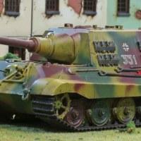 WWII German Jagdtiger