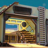 Forward Base, Habitat 5