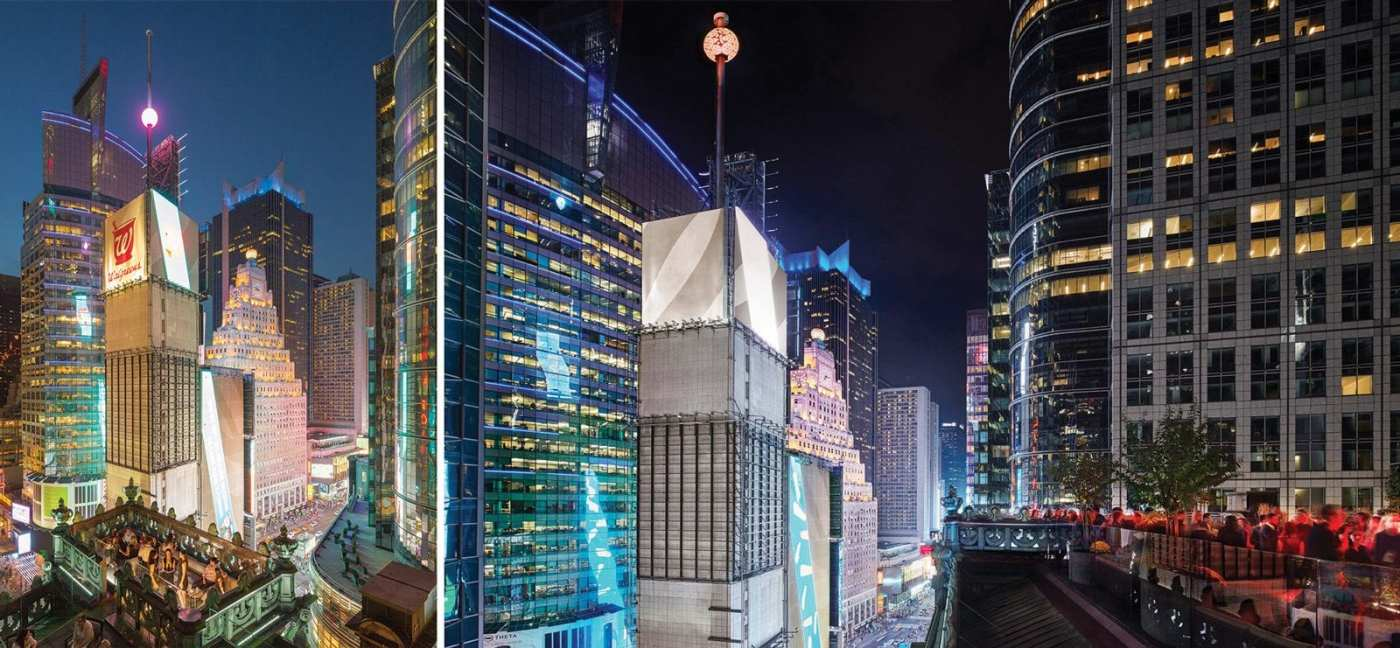 St. Cloud Rooftop Bar in Times Square NYC | The Knickerbocker