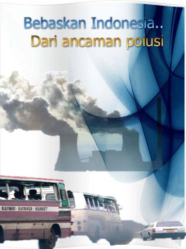Poster WD Pencemaran Udara  Azizaty Desiana