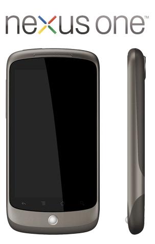 Nexus One, HP Google Android Terbaru (1/2)