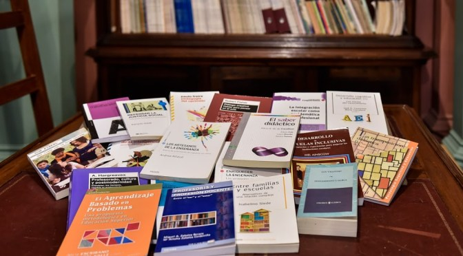 Arranca del Foro del Fomento a la Lectura de la Fundación Mempo Giardinelli