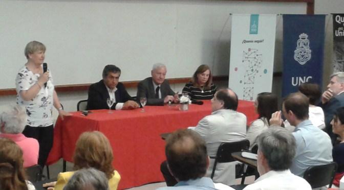 La Universidad Nacional de Córdoba realizó su primera muestra de Posgrados