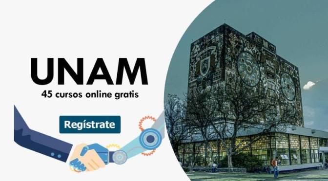 UNAM lanza cursos de Inteligencia Artificial a distancia
