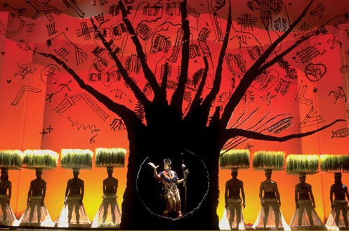 The Lion King, el musical de Broadway (3/4)