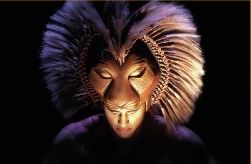 The Lion King, el musical de Broadway (2/4)