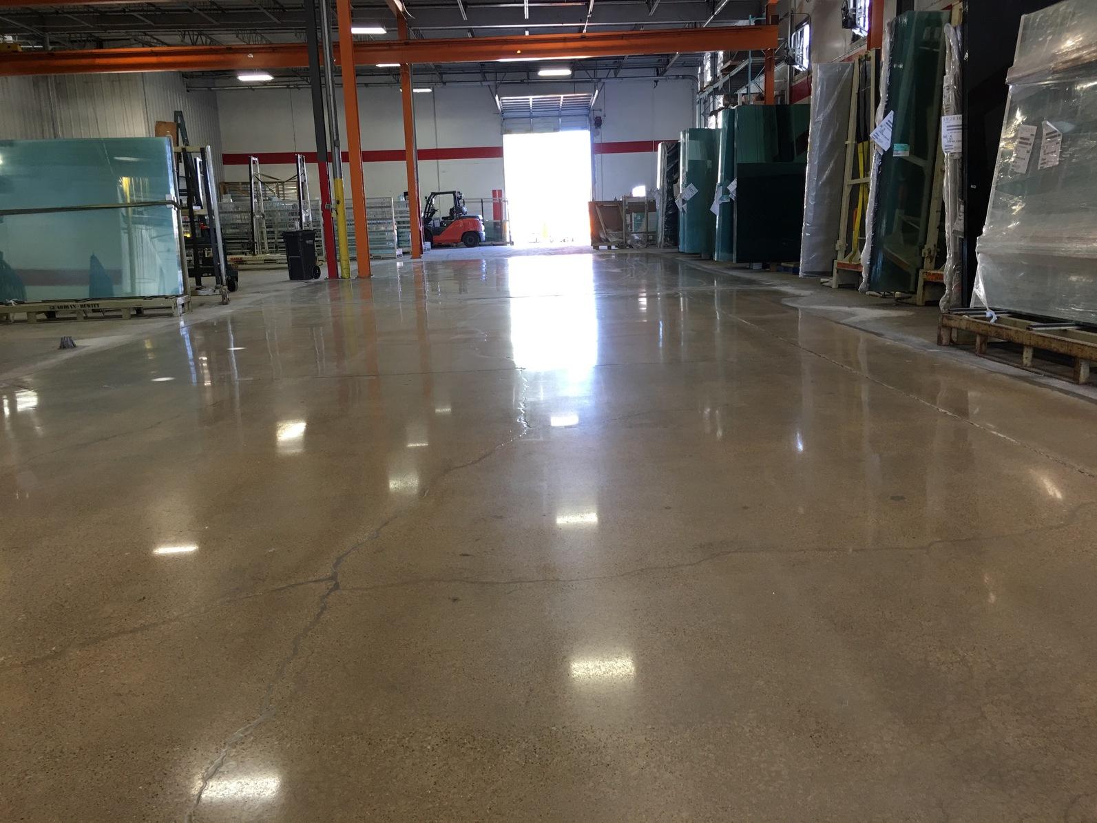 Diamond Polished Concrete Contractors Philadelphia Polished
