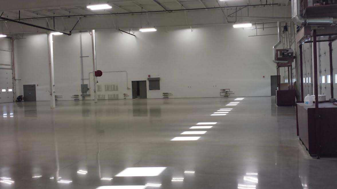 Seamless Epoxy Floor Coatings Lancaster, Pa