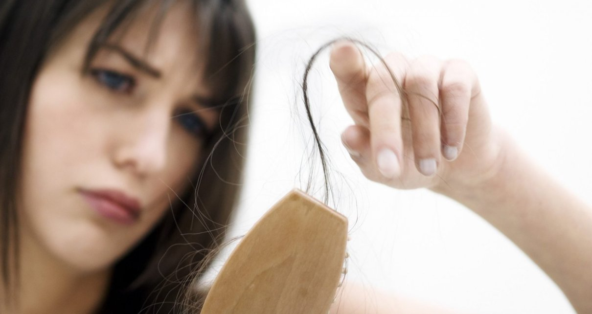 Hair Loss In Wome