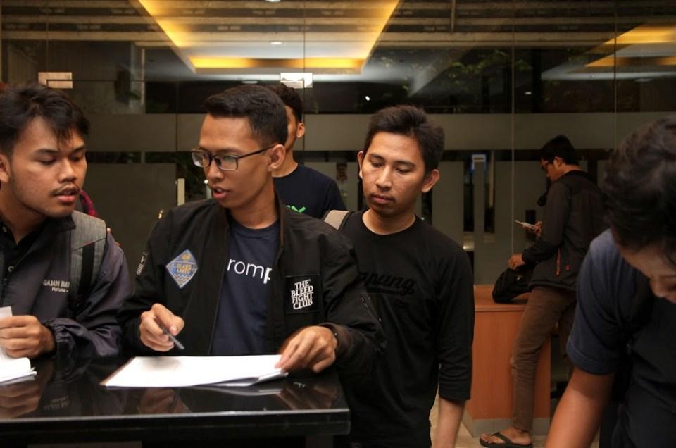 WordPress Meetup Yogyakarta #3 di Genius Idea Coworking Space