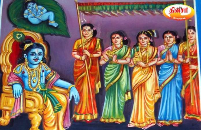 திருப்பாவை பாசுரம் 26 (மாலே மணிவண்ணா)